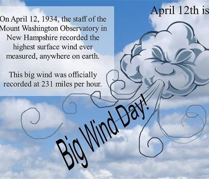 General National Big Wind Day