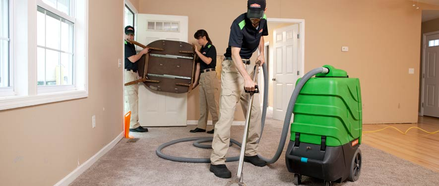 Bellefontaine, OH residential restoration cleaning